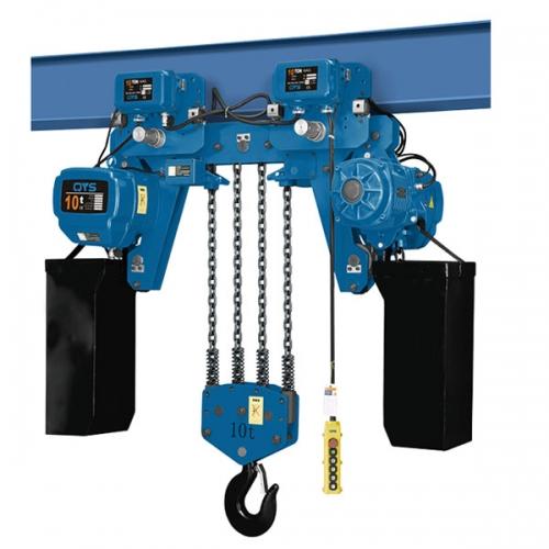奇扬升电动单梁起重机检修的注意事项