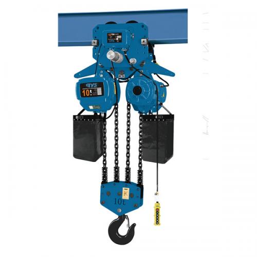 奇杨升电动葫芦科学设计安全可靠