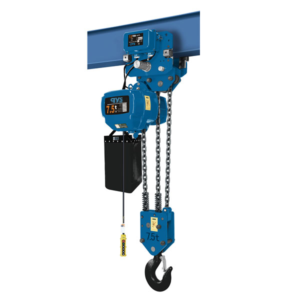 7.5T环链运行式电动葫芦