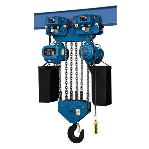 15T环链电动小车运行式电动葫芦