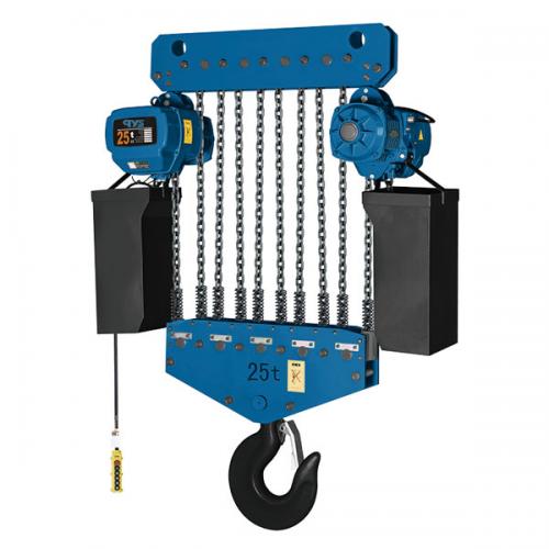 25T环链固定式电动葫芦